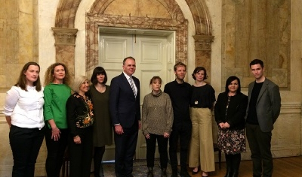 Launch of Ireland's Representation at the 16th Venice Architecture Biennale 2018