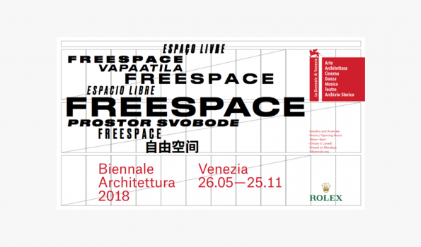 Opening of the 16th International Architecture Exhibition in Venice in 2018